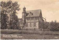 "AK Darlingerode Ilsenburg Drübeck Kinderkurheim ""Geschwister Scholl"""