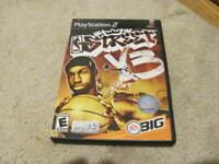 NBA Street Vol 3 / V3 (Sony PlayStation 2, PS2)  CIB Complete