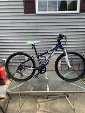 Cannondale Trail 24 Boys Bicycle Designed Aluminum Alex Rims Shimano Tire Brakes