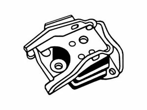 For 1966-1972 Chevrolet Bel Air Engine Mount Front 27513JN 1967 1968 1969 1970
