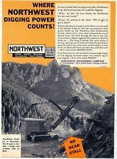 1963 Northwest Engineering Ad: 80-D - Goodfellow Brothers Wenatchee, Washington