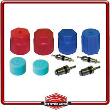 New A/C System Valve Core and Cap Kit VC 2909 -   For Accord Camry Civic Altima