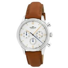 Fortis Tycoon Chronograph a.m. Men's Automatic Watch 904.21.12 L.38 Swiss Made