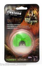 Turkey Call - Flextone Bone Collector Dirt Flap Diaphragm Call FG-TURK-00064