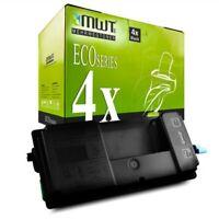 4x MWT Éco Cartouche Pour 1T02T80UT0/PK3011 P-5531 DN Avec Je Env. 15.500 Pages