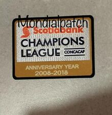 LAFC CONCACAF CHAMPIONS LEAGUE SCOTIABANK PATCH BADGE
