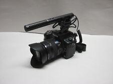 Pro S1R AZ SM stereo shotgun mic for Panasonic Lumix S1 S1R mirrorless camera