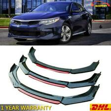 Gloss Black Front Bumper Lip Splitter Spoiler For KIA Optima K5 2011-2019 DHL