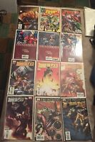 Thunderbolts 47 Issue Lot $1 An Issue High Grade 1st Prints [Marvel, 1997-2012]