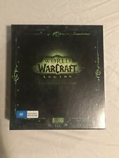World of Warcraft Legion Collectors Edition BRAND NEW