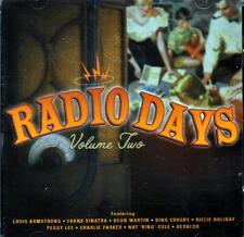 RADIO DAYS VOL.2  - VARIOUS ARTISTS (NEW SEALED CD)