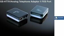 GrandStream GS-HT701 Analog Telephone Adaptor 1 FXS Port