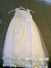 First communion dress girls size 8