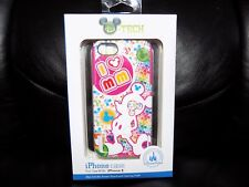 Disney Parks I LOVE MICKEY iPhone 5 Cell Phone Cover NEW