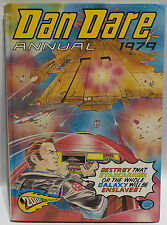 VINTAGE BOOKS : DAN DARE ANNUALS FOR 1979 & 1980. 2000 AD PRODUCTION (CJ)