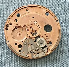 Vintage Omega f300Hz Electronic Watch 9164 Movement Plate Swiss Made for Parts