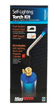 New Mag-Torch Self-Igniting PropaneTorch Kit.