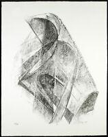 """""""Entwurf für eine Plastik"""", 1968. Rudolf BELLING (1886-1972 D), handsigniert"""