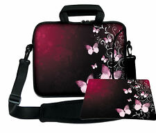 LUXBURG 15,6 Inch Design Laptop Notebook Shoulder Bag with Matching Mousepad #DQ