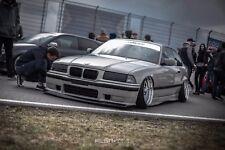 BMW E36 FATLIP V1 (front bumper lip) BY MUSK CUSTOMS