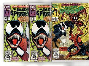 40 comics Amazing Spider-Man, Spawn, Wolverine, Conan, Team-Up high grade