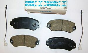 SIMCA 1307 - 1510/ PASTIGLIE FRENO/ BRAKE PADS