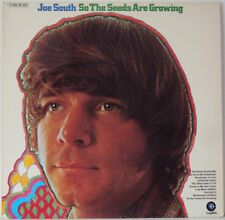 """JOE SOUTH - SO THE SEEDS ARE GROWING 12"""" LP (L3884)"""