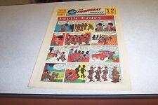COMICS THE OVERSEAS WEEKLY 8 NOVEMBER 1959 BEETLE BAILEY THE KATZENJAMMER KIDS