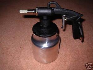 Sandstrahlpistole +25 kg Strahlmittel Sandstrahlen Sandstrahlgerät  Strahlgut 08