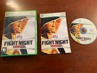 Xbox 360 fight night round 3  the disc is excellent