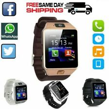 Smart Watch DZ09 Bluetooth Camera Phone GSM SIM For Android iPhone Samsung IOS