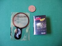 *NEW RARE*  ANT-MAN AND THE WASP Mini Comic Book and Magnifying Glass