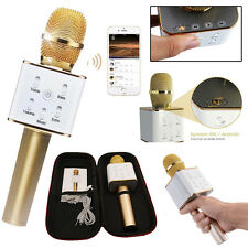 microfono bluetooth karaoke doppia cassa usb microsd wireless