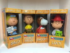"Funko PEANUTS GREAT PUMPKIN HALLOWEEN 6"" WOBBLER SET Charlie Sally Lucy Snoopy"