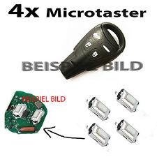 Für Saab 9-3 ~ Schlüssel Funkschlüssel Fernbedienung Taster Mikroschalter