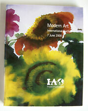 MODERN ART International Auction 7 June 2000 - Catalogue