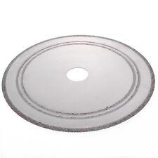Gem Stone Cutting Saw 7.1 inch Diamond Lapidary Trim Blade Cutter Disc Tools