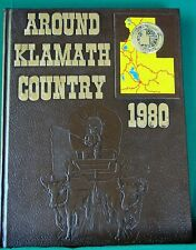 Around Klamath Country 1980 - Oregon County Yearbook / History