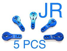 5pcs 23T M3 Aluminum RC Servo Arm Horn for JR Airtronics & KO (US SELLER & SHIP)