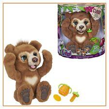 peluche furreal Cubby il mio orsetto curioso orso gioco hasbro per bambini