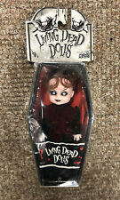 Living Dead Dolls Lizzie Borden, Mini Series, 90010, Sealed In Packaging