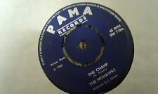 """The Mohawks , The Champ , Sound Of The With Doctors , 7 """" Pama Records Label*"""