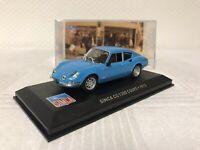 1:43 Simca CG 1300 Coupé Geschenk Modellauto Modelcar Oldtimer Spielzeug Rar Top