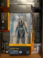 "Star Wars Black Series AHSOKA Tano Clone Wars 6"" Walmart Exclusive New SHIPS NOW"