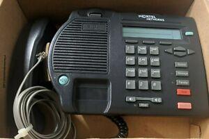 Nortel NTMN02BA70 M3902 Charcoal Display Phone