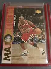 Michael Jordan MAJOR ATTRACTIONS