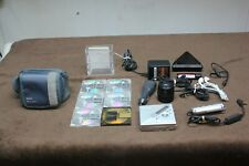 Sony Mz-Nf610 Type-S Net Walkman MiniDisc Player Recorder Am/Fm Weather Radio