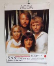 ABBA JAPAN original B2 poster Super rare #2