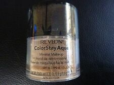 Revlon ColorStay Aqua Mineral Makeup/Foundation -LIGHT MEDIUM MEDIUM #050-Sealed