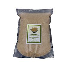 Psyllium Husk Whole 3 pound bag
